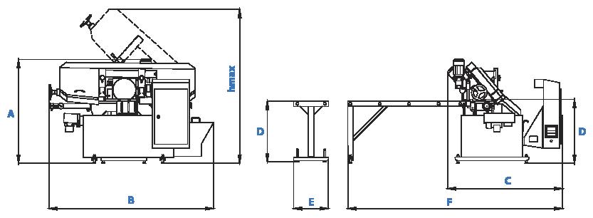 Cuteral par 280 plc tam otomatik plc kontroll testere tezgah teknk zellkler ccuart Gallery
